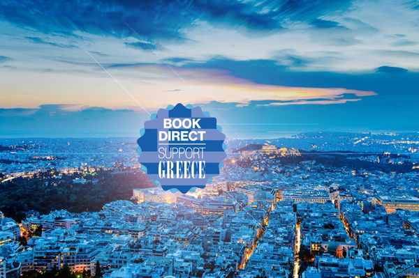 WebHotelier launches Book Direct - Support Greece initiative